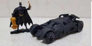 Hotwheel Batman Tumbler Set