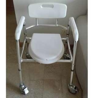 Bath chair - elderly/disabled care.