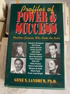 Profiles of Power & Success: Fourteen Geniuses who Broke the Rules