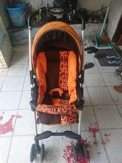 Stroller Baby Capella