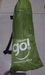 Coleman go tent for 2persons