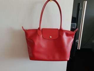 Longchamp Full leather