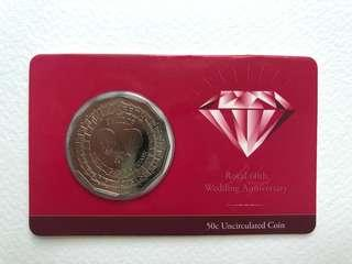 Royal Australian Mint Limited Edition Uncirculated Coin