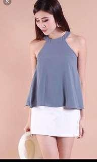BNWOT NM Rafael Roundneck Top