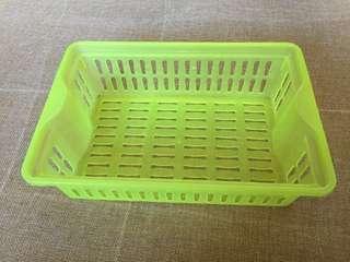 🚚 【兩款】塑膠收納籃