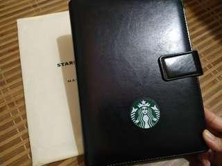 Starbucks 2019 Planner