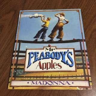 Mr. Peabody's Apples by Madonna