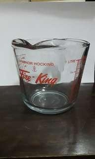 Anchor Hocking Measuring Cup 1L