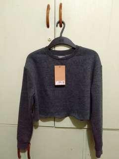 Cropped Sweater/ Sweatshirt