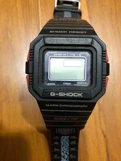 RARE AND LIMITED EDITION! Casio G-Shock X KIKS TYO Collaboration G-5500 Watch