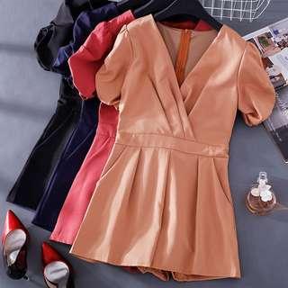 Instock Ruffle Kimono Romper (CNY SPECIAL)