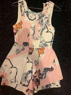 Playsuit size 6