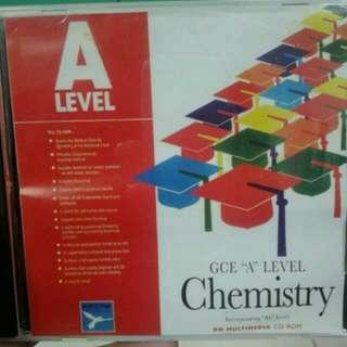 🚚 Gce A Level Chemistry CD ROM