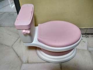 Small toilet bowls