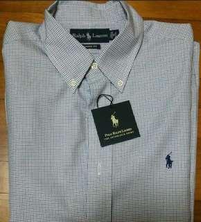 Ralph Lauren Long Sleeve Shirt, size 16