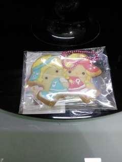 Sanrio Jimmy & Patty 吊飾(餅乾款式)