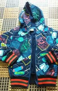 Thomas and friends sweater jacket