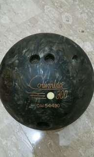 Bowling Ball complete with bag