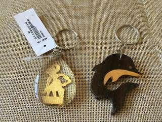 🚚 【兩款】鑰匙圈