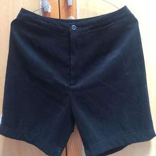 Hotpants velvet