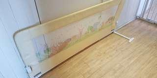 Bed guard baby children toddler safety