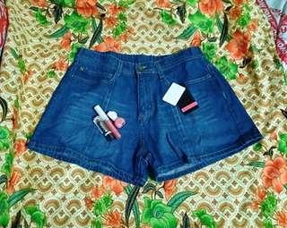 Korean Style Maong Short