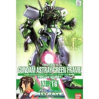 1/100 Gundam Green Frame