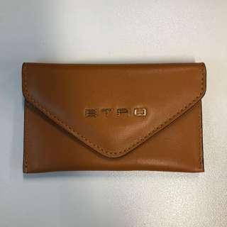 Etro card holder 意大利 $300