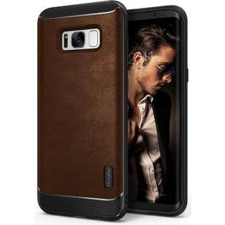 🚚 🍊CNY SALE🍊 Ringke [Flex S] [Brown] Galaxy S8 PLUS Case🍊