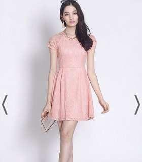 Fayth Eloise Lace Dress