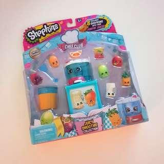 *BRAND NEW* SHOPKINS - CHEF CLUB Limited Season Juicy Smoothie Collection!