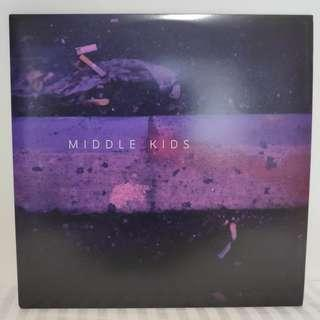 The Middle Kids - Self Tilted EP Vinyl Record