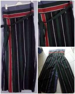 kulot rok celana