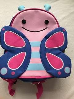 Skip Hop Butterfly Toddler's Bag