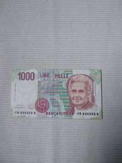 🚚 意大利币