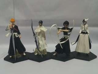 Bleach Toy Collectible Complete Set