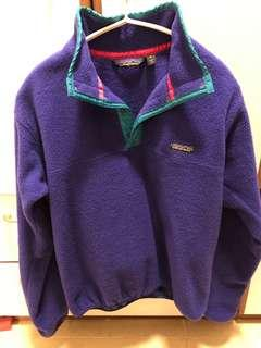 patagonia snap-t pullover fleece
