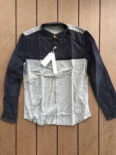 Men's (Junior) Long Sleeved Shirt