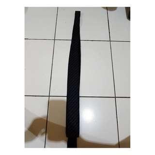 jual dasi cowok warna hitam