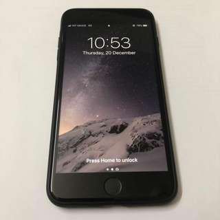 iPhone 8 Plus Black 64GB 10/10 Extended Warranty
