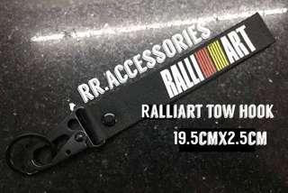BN Mitsubishi Ralliart Tow Strap