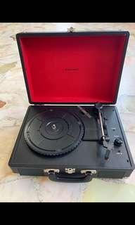 Bauhn Turntable Vinyl Records Player