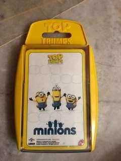 Top Trump Minions