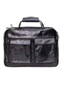 🚚 Instock! Bizmo Mens Laptop Briefcase