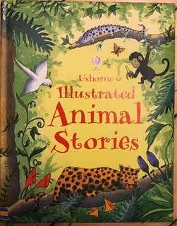 Usborne Illustrated Animal Stories