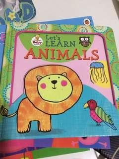 Let's learn Animals