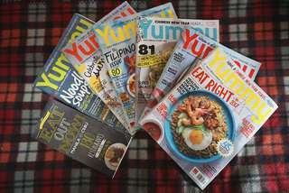 Yummy Food Recipes (Back copies)