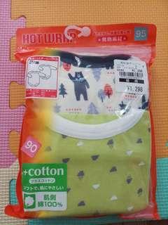 日本bb保暖衣