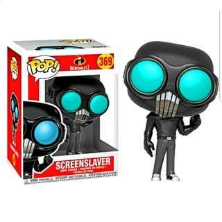 Funko Pop Screenslaver #369 Disney Pixar Incredibles 2 BNIB
