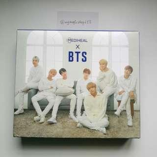 <RS> MEDIHEAL X BTS SPECIAL SET WITH BTS PHOTOCARDS #READYSTOCK #BEAUTY50